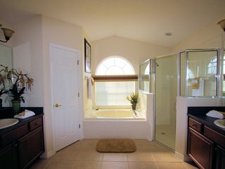 Orange Tree villa photo - Master Bath