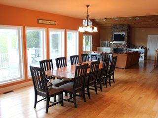 La Follette house photo - Large Dining area