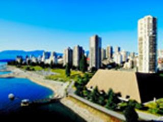 Vancouver house photo - View of Downtown Vancouver British Columbia