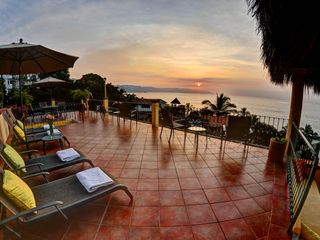 Roof Top Terrace - Puerto Vallarta villa vacation rental photo