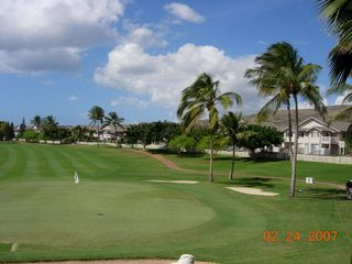 Ko Olina condo photo - Golf
