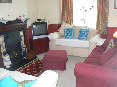 Poole house rental - Lounge