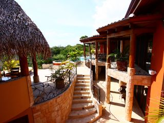 Playa Panama villa photo - Both the upper and lower floors are beautifully designed and constructed.