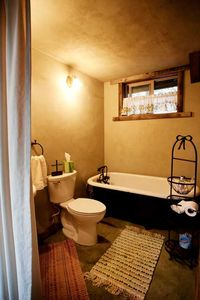 Bunkhouse bathroom