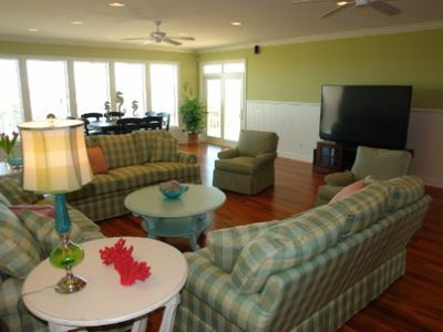 Holden Beach house rental - Plenty of room for the whole family to sprend out