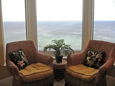 Bay Window in Master BR..Incredible Ocean View!
