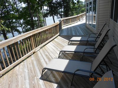 Main Deck...Lounge Chairs