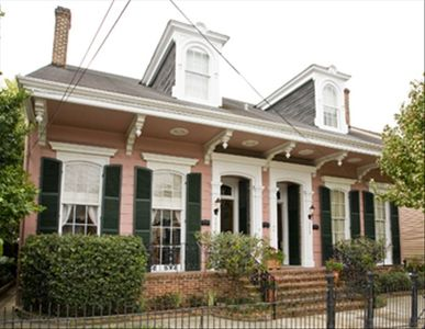Garden District Home - We welcome you to our New Orleans home!