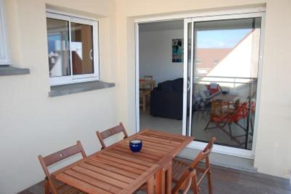 Apartment with terrace, recommended by travellers !