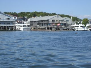 Damariscotta apartment photo - Boating on the Damariscotta River by our guests.