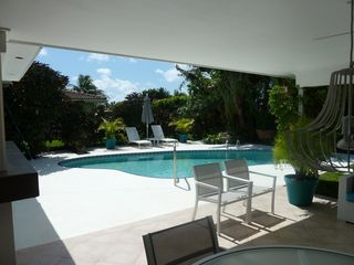 Boca Raton villa photo - Pool & Sun Deck