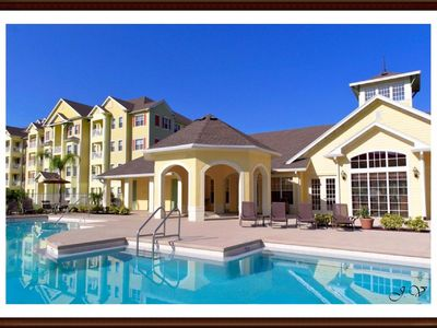 This Luxury Rental  Is Perfect For A Disney Vacation. Minutes From Disney. Wifi