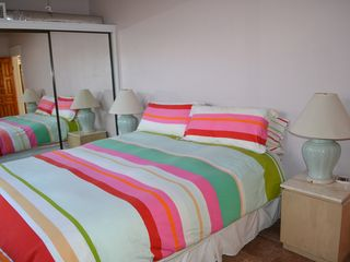Las Gaviotas house photo - The second bedroom with a king size bed!