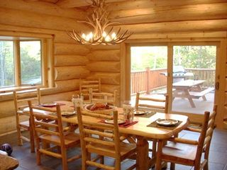 Newry cabin photo - Dining Room