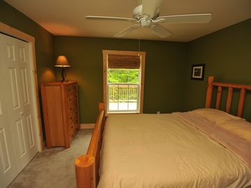 2nd bedroom on main floor.