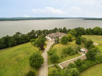 10 Bedroom Exclusive Swiss Property With Private Harbour On Lough Derg