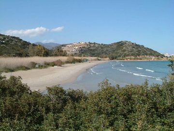 Almiros beach nearby