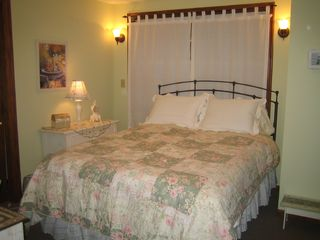 Bedroom 1 - Sister Lakes cottage vacation rental photo