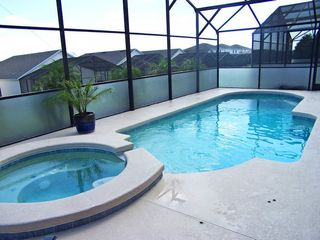Pool / Spa - Highgate Park villa vacation rental photo