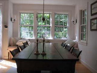 Nantucket Town house photo - dinning room