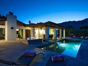 Palm Springs house rental - Amazing Mountian Views