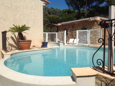Air-conditioned accommodation, 28 square meters , Sainte-maxime