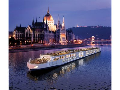 "The ""Queen of the Danube"", is also fun to explore from many of the river cruises"