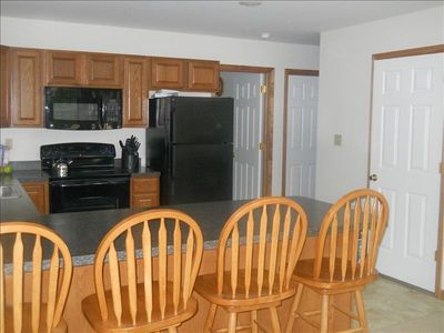Blakeslee house rental - Kitchen