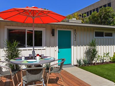 La Jolla Shores' Immaculate Renovated Mid-Century Modern, Steps To The Beach!