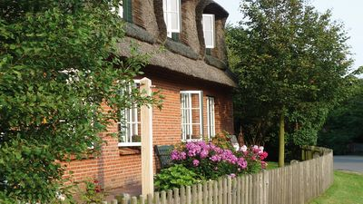 Sleeping under the thatched roof, family friendly, relaxing, dogs on request - Sonnenzimmer