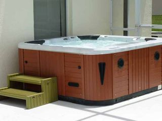 Highlands Reserve villa photo - Wonderful Hot Tub