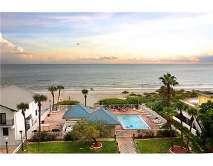 Redington Shores condo photo - Ahhh, what a view from your private balcony 5 stories up (4th floor)