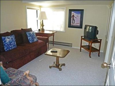 Sun Valley townhome rental - Private Den