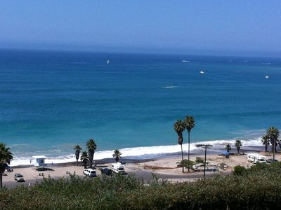 Dana Point house rental - View from Patio