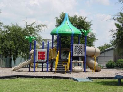 The neighborhood park is within easy walking distance.as it the tennis courts.
