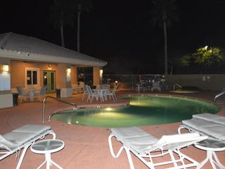 Mesa condo photo - Night View of Pool
