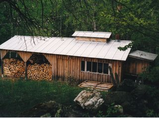 Woodstock house photo - Seasonal Maple Sugar House