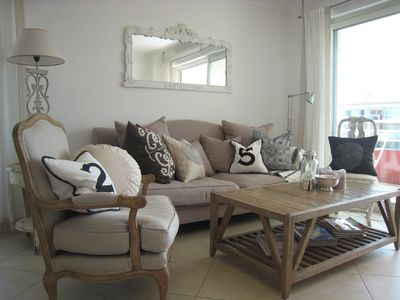 Juan-les-Pins apartment rental