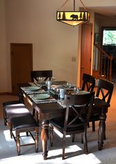 Incline Village house photo - New dining set