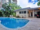 Pool & Patio - Fort Lauderdale house vacation rental photo