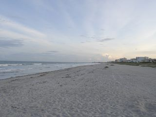 Cape Canaveral condo photo - South view of beach