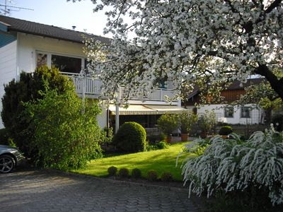"Beautiful, well maintained apartment in the ""Haus Irmgard"" in quiet location"