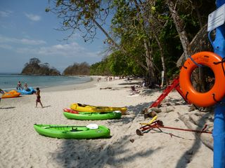 Punta Leona house photo - Blanca Beach, white beach with kayak rental and lifeguard