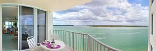 Fort Myers Beach condo photo - Lovers Key View From Balcony