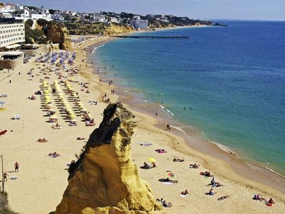 fishermans' Beach, Albufeira