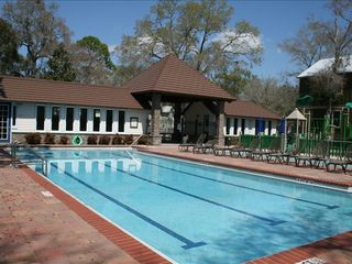 Steinhatchee house photo - Pool and playground complex