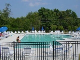 Wells cottage rental - Adult Pool and hot Tub Area