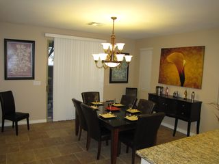 Las Vegas house photo - Dining Area fully equipped for Your Needs!