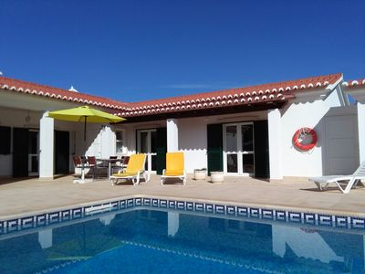 Beautiful Villa with 4 bedrooms, quiet location near to beach