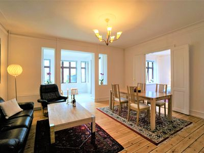 Sea View Apartment in the Heart of Stege